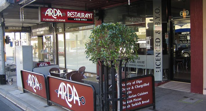 Arda Turkish Cuisine