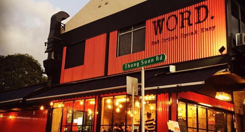 Word Cafe Singapore image 1