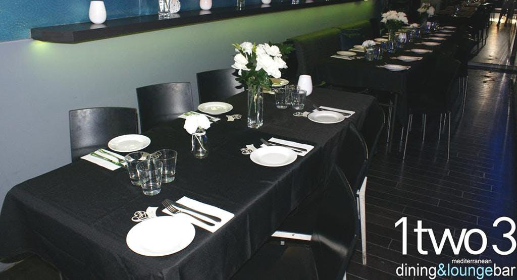 1two3 Mediterranean Dining & Lounge Bar Gold Coast image 1