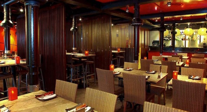 Hot Stones Steak & Seafood Restaurant - Clarke Quay Singapore image 2