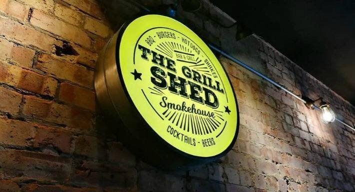 The Grill Shed