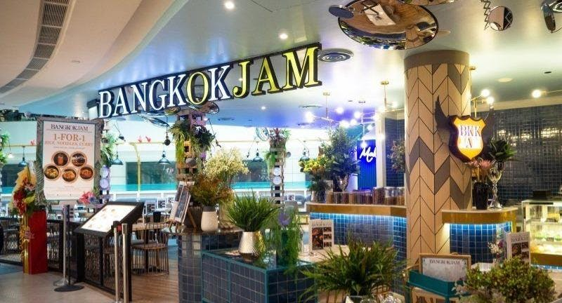Bangkok Jam - Plaza Singapura Singapore image 3