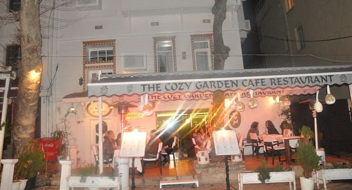 The Cozy Garden Restaurant İstanbul image 2