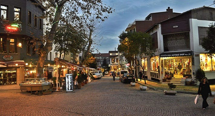 The Cozy Garden Restaurant Istanbul image 1