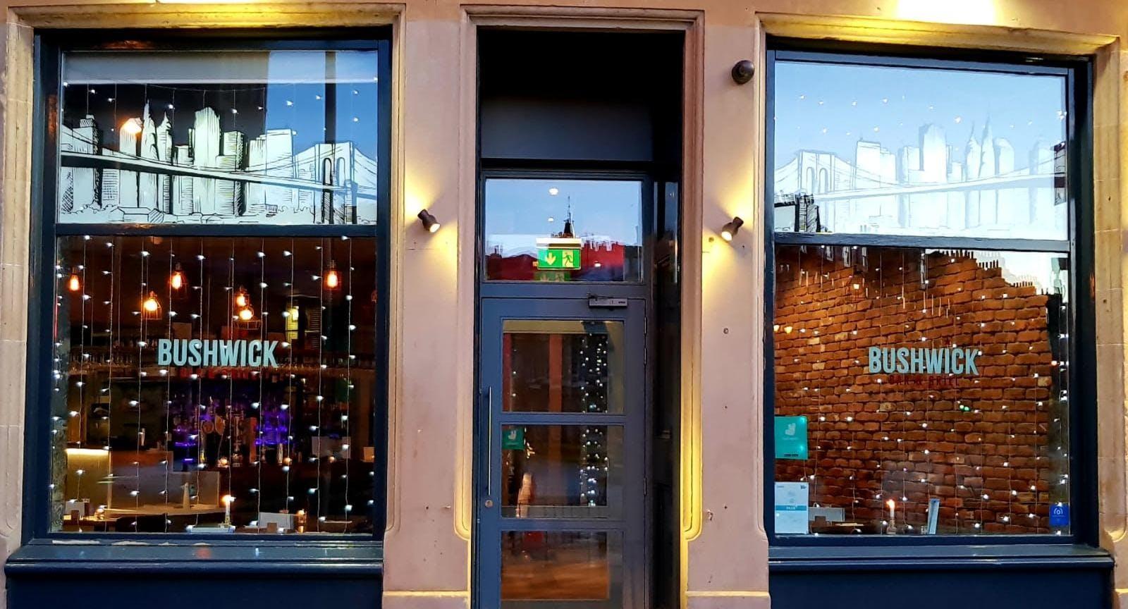 Bushwick Bar & Grill Edinburgh image 1