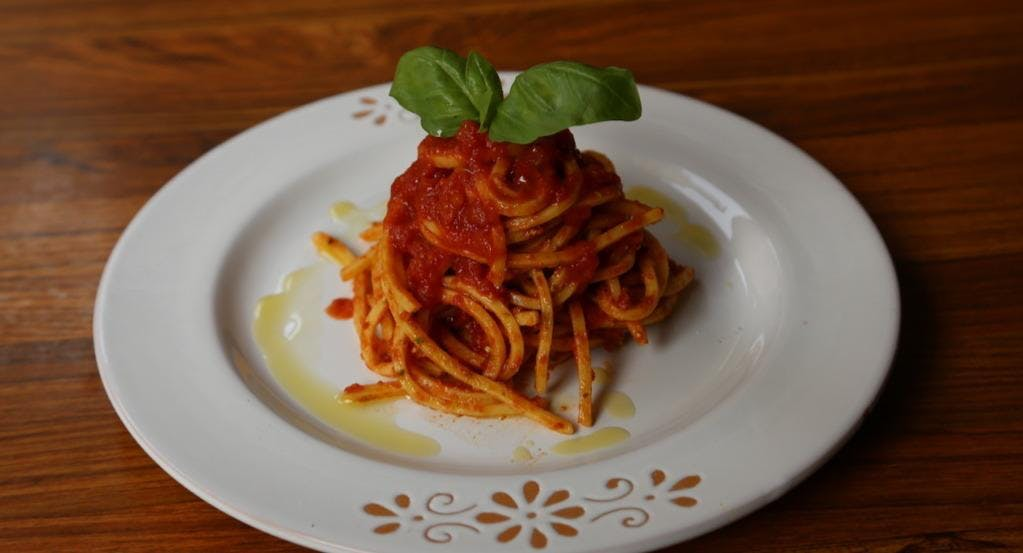WikiWiki Eat Trastevere