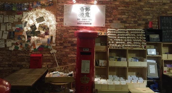 Postcollectionhk Cafe 香港郵意 Hongkong image 3