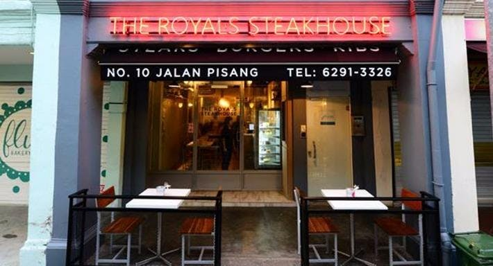 The Royals Steakhouse Singapore image 2