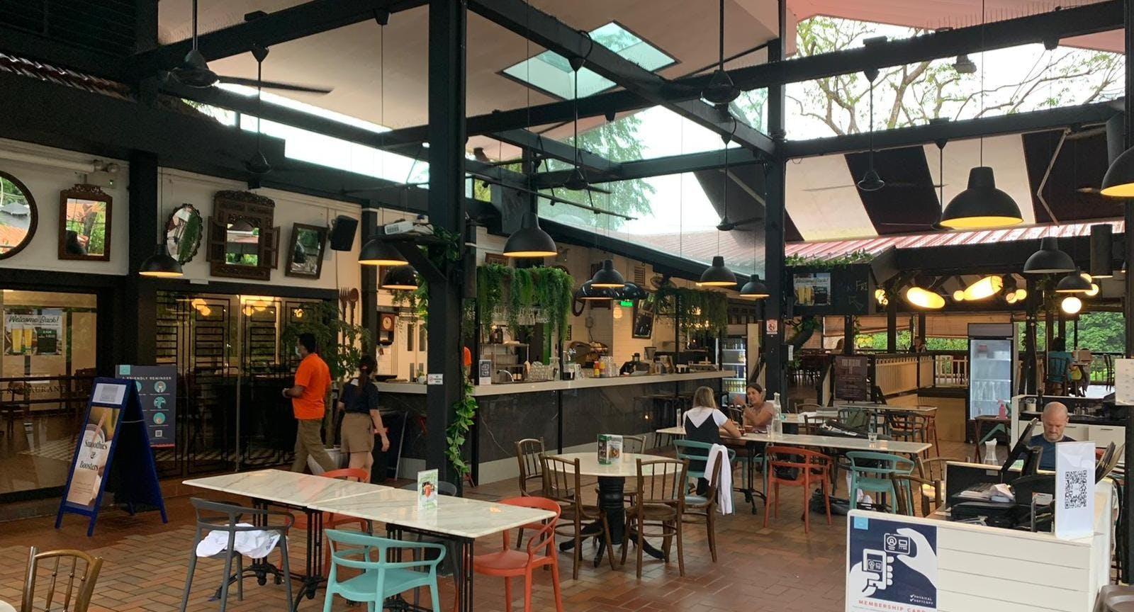 Camden Hill Restaurant & Bar