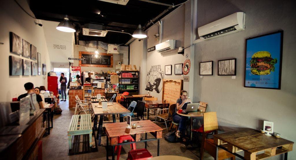 Working Title - Burger Bar Singapore image 1