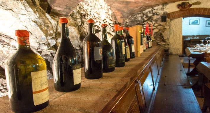 Grotto Sant'Anna - Cuveglio, Varese
