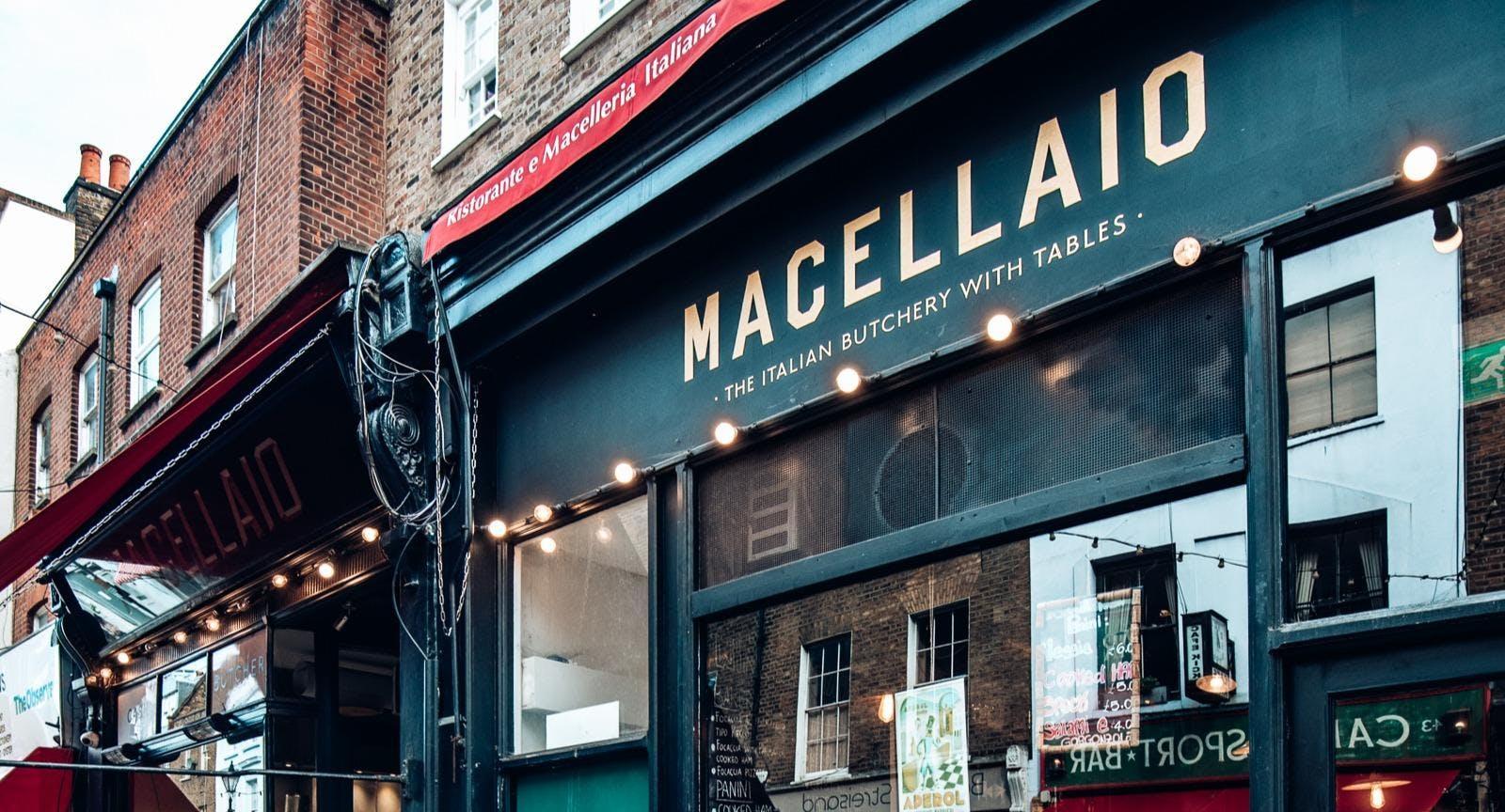 Macellaio RC - Exmouth Market