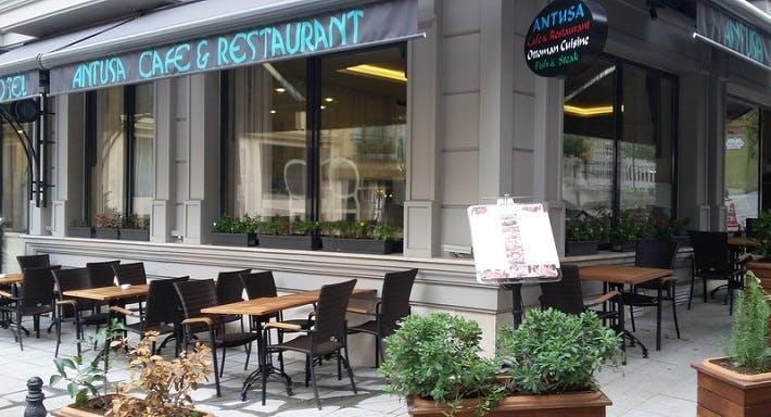 Antusa Cafe & Restaurant İstanbul image 1