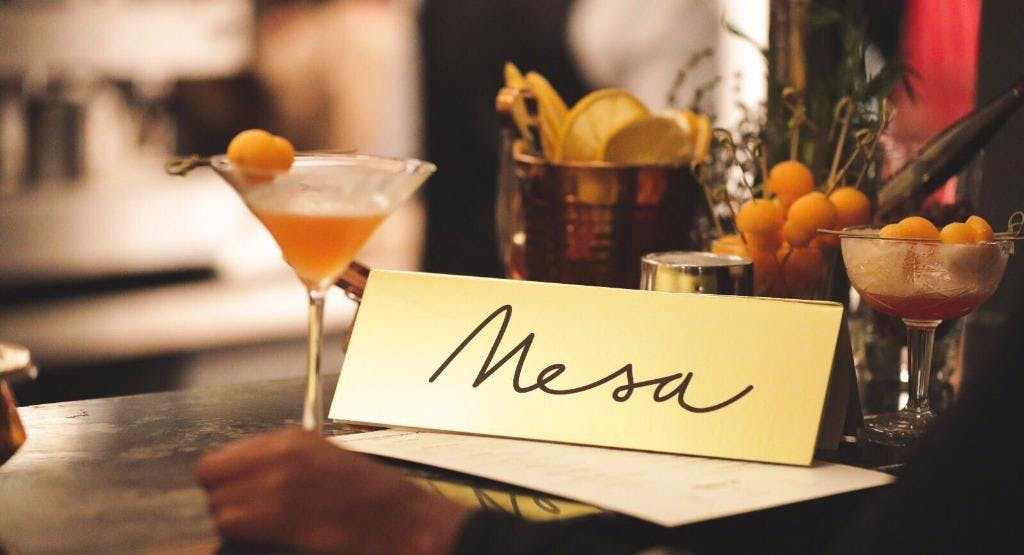 Mesa Kitchen & Lounge London image 1