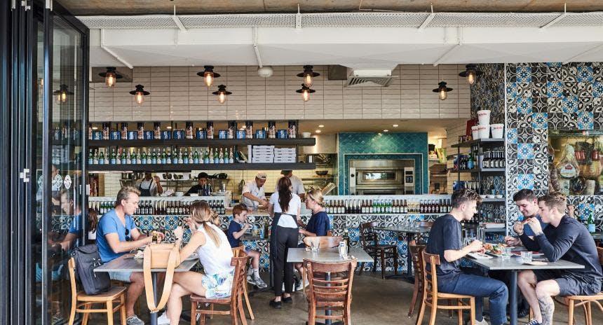 Photo of restaurant Woodstock Pizzicheria - Essendon in Essendon, Melbourne