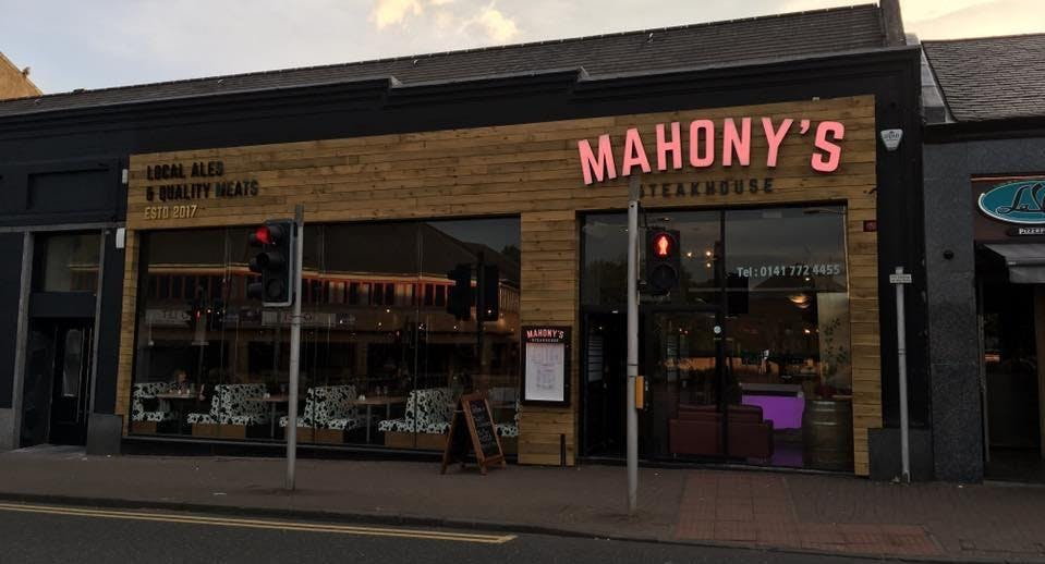Mahony's Steakhouse Glasgow image 1