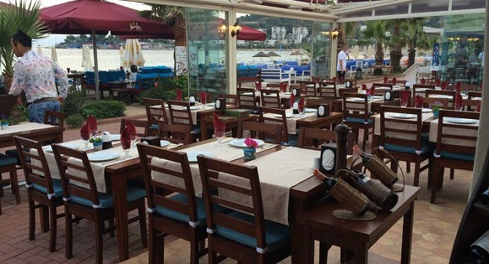 Bambu Restaurant & Beach Bodrum image 4
