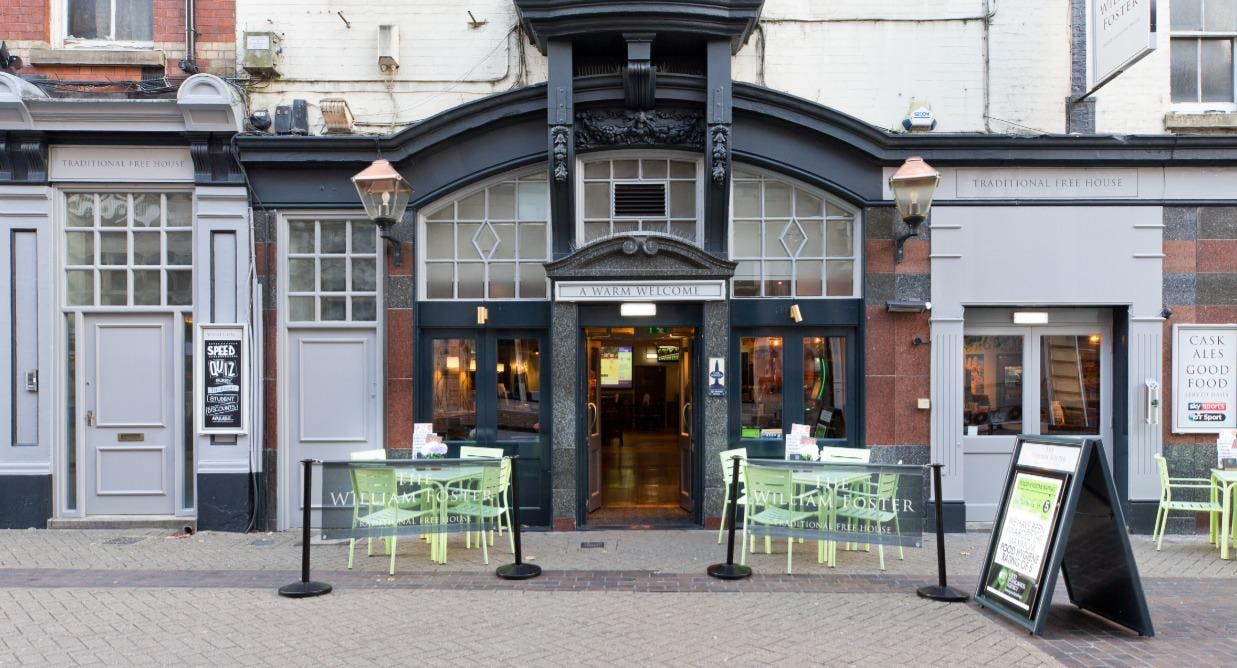 Photo of restaurant The William Foster Lincoln in Town Centre, Lincoln