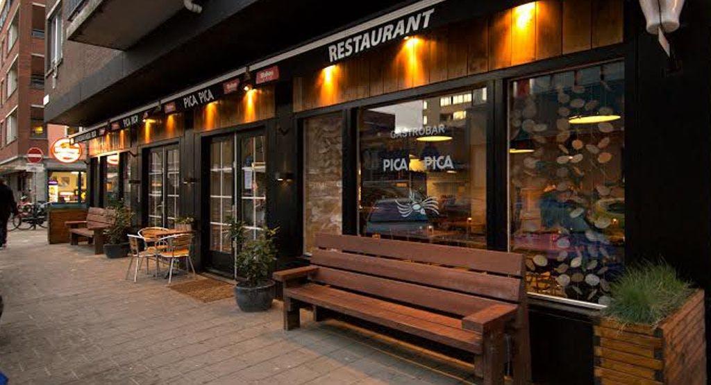 Restaurant Pica Pica Amsterdam image 1