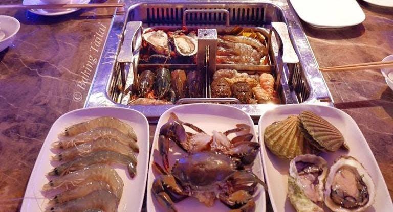Thai Tanic Live Seafood Hotpot Singapore image 2