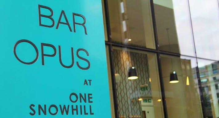 Bar Opus Birmingham image 7