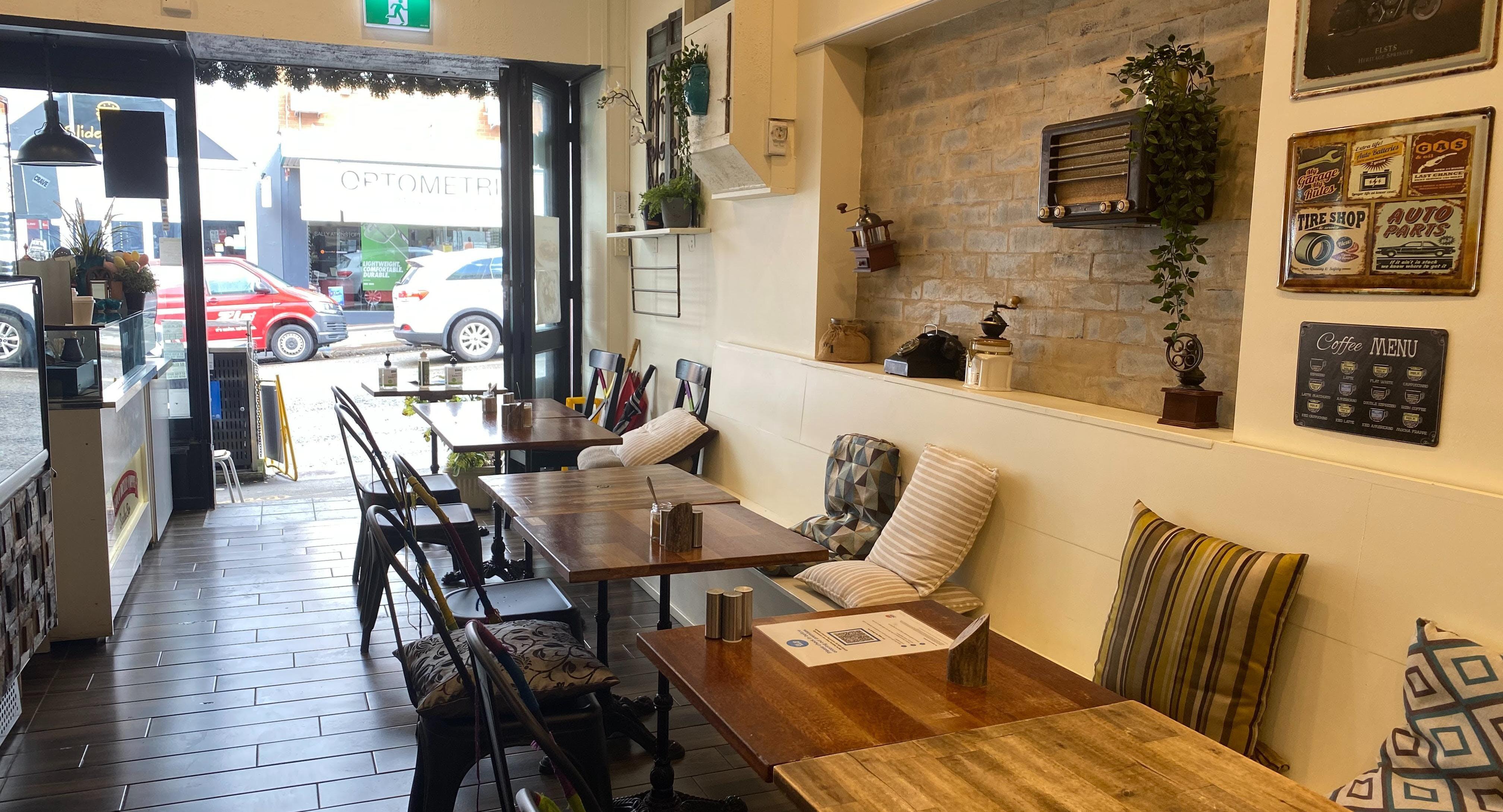 Photo of restaurant Chalkboard Cafe in Gordon, Sydney