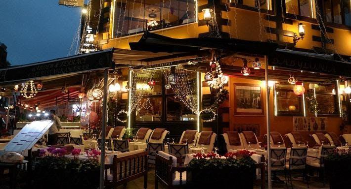 Babylonia Garden Terrace Istanbul image 3