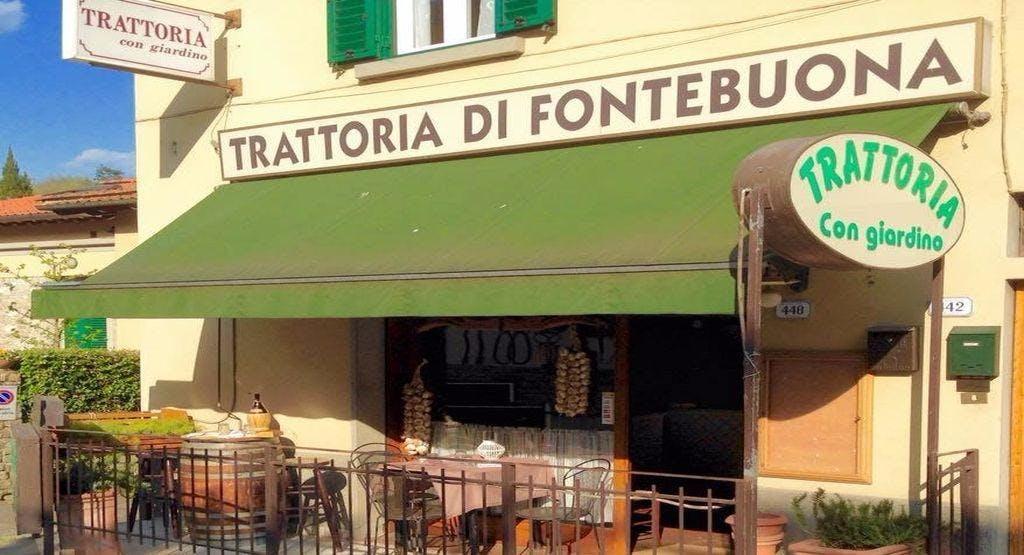 Trattoria di Fontebuona Florence image 1