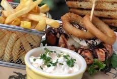 Restaurant The Mailmans Arms in Town Centre, Lyndhurst