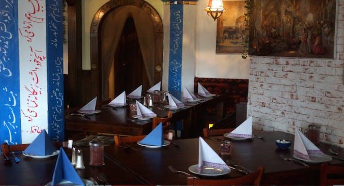 Restaurant Hafez - persische Spezialitäten