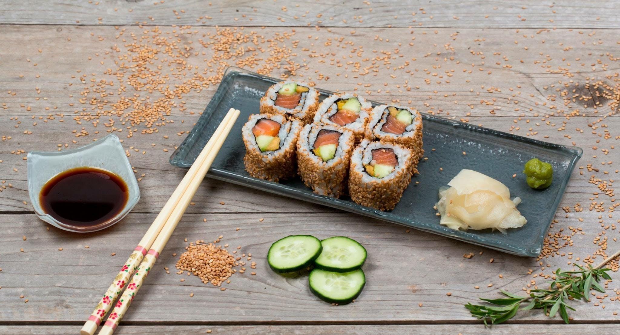 Ku Fù - Sicilian Japanese Bistrot