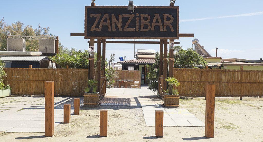 Tavolo Da Lavoro Per Zanzibar : Recensioni di ristorante bagno zanzibar ravenna