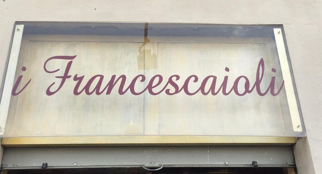 I francescaioli