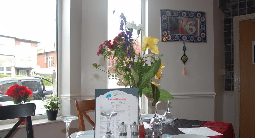 Caspian Restaurant Newcastle image 1