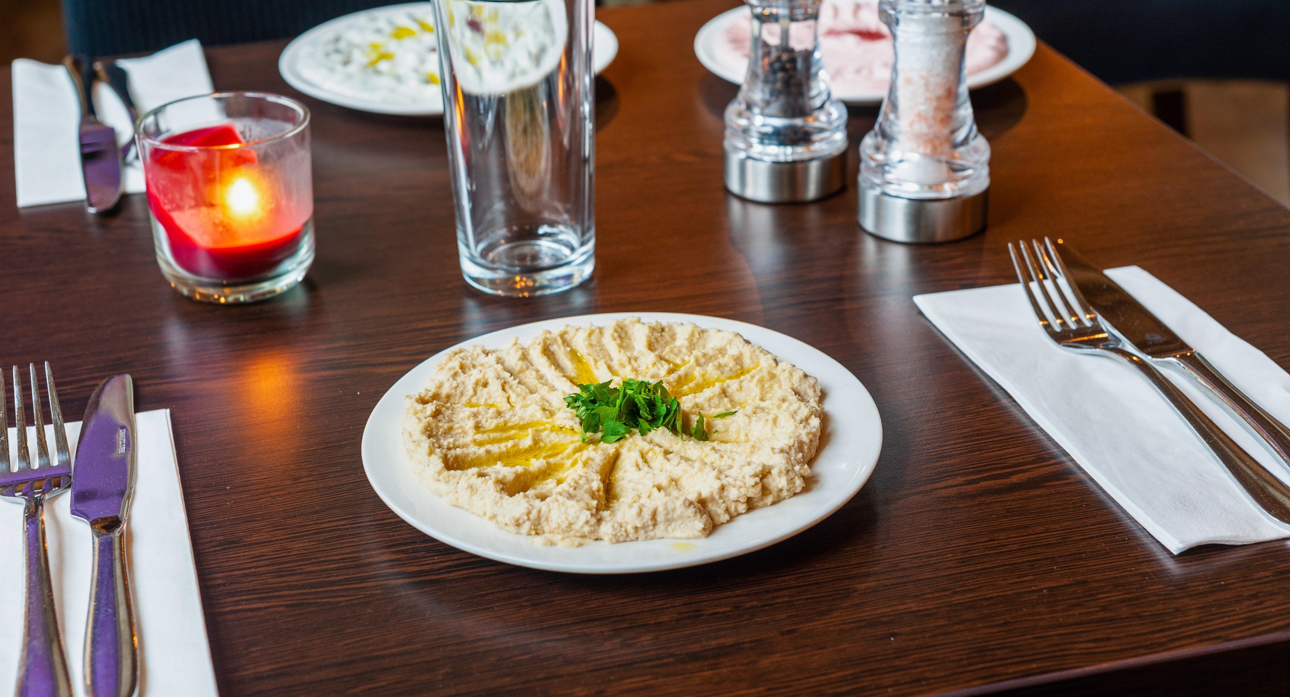 Mediterranean Kitchen Bar & Grill