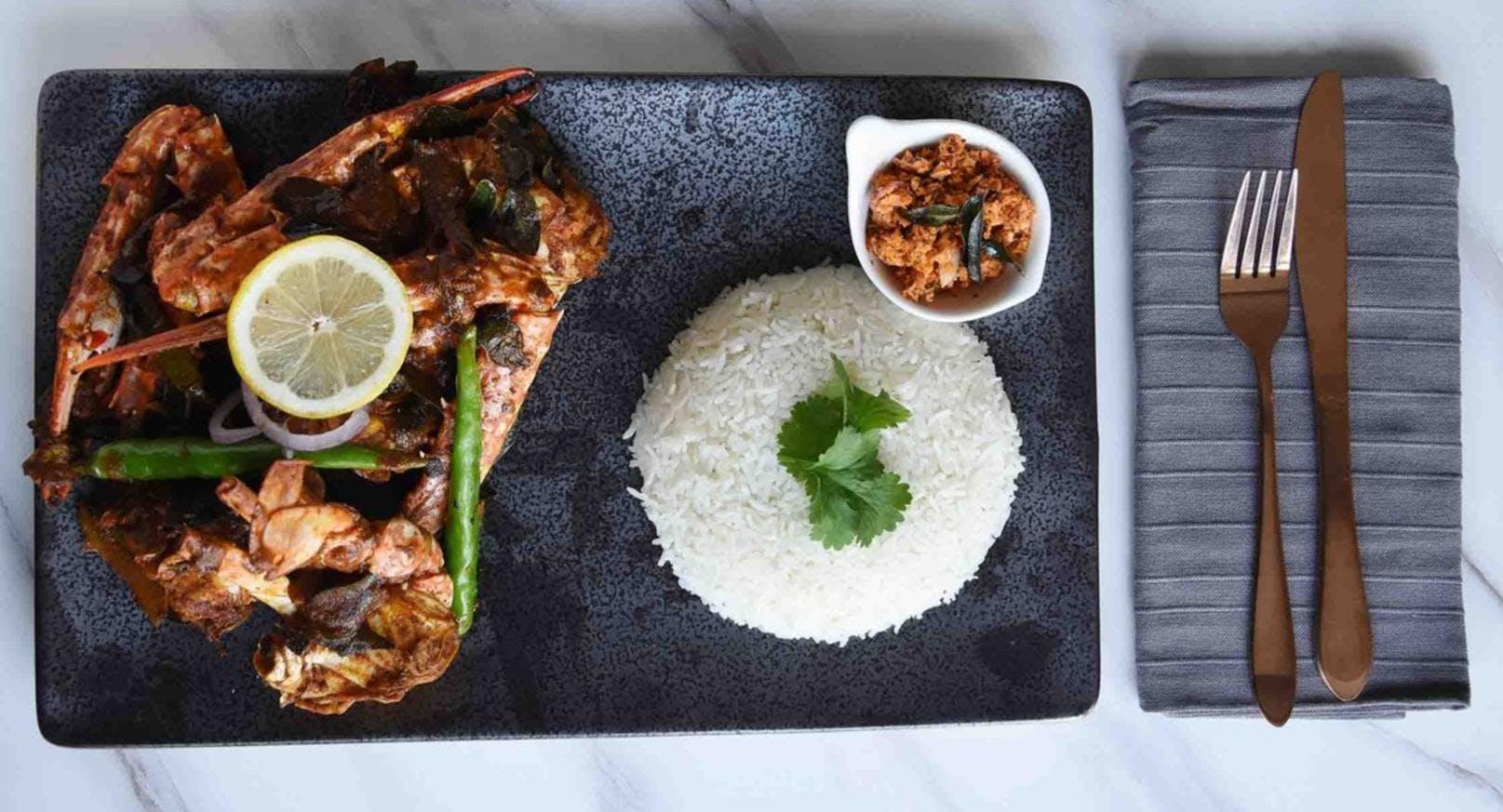 Colombo Kitchen - Hopper and Kottu Bar