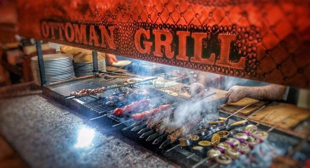 The Ottoman Grill Exeter image 1