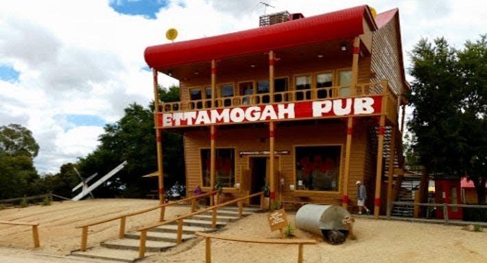Ettamogah Pub Albury