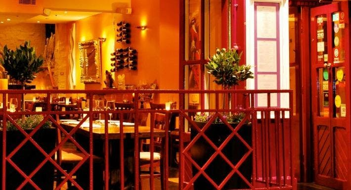 About Thyme Restaurant