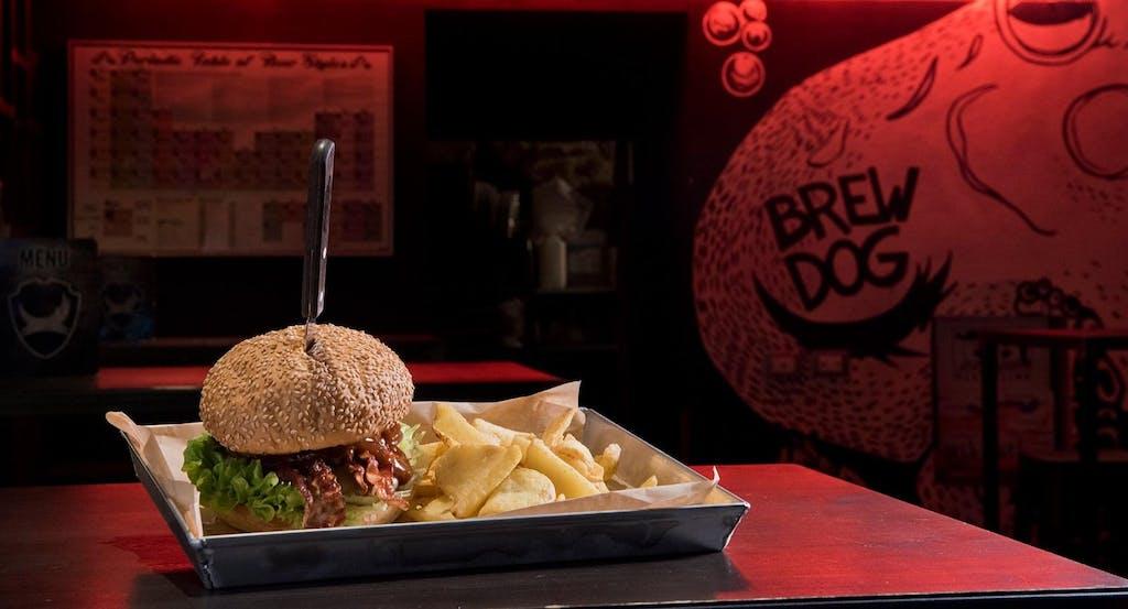 Un hamburger del Brew Dog di Firenze Centro - Fonte: Quandoo
