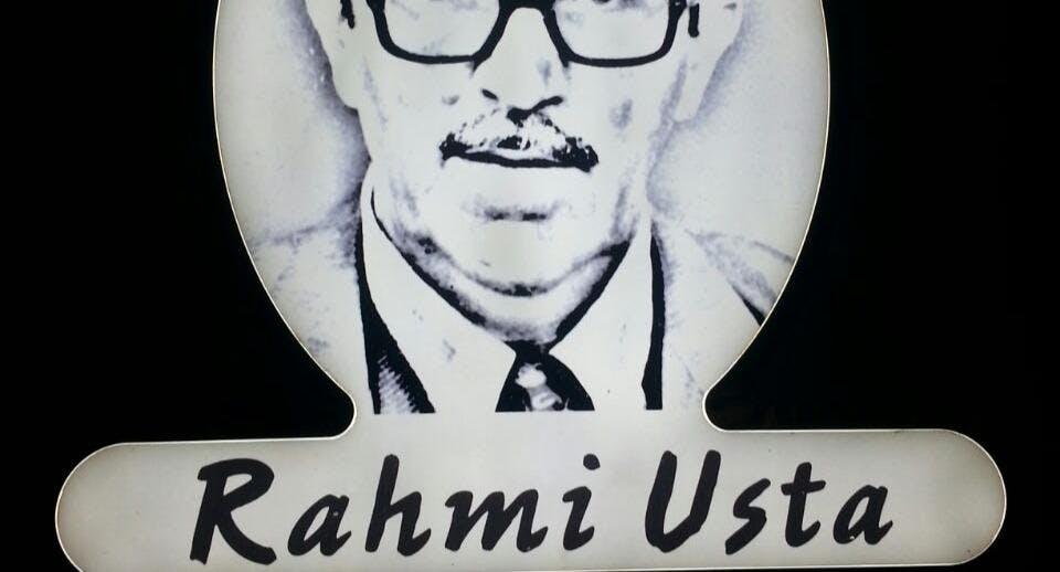 Merkezefendi Köftecisi Rahmi Usta 1962