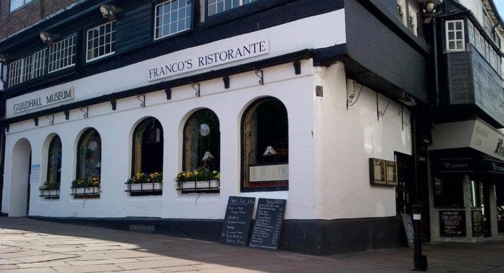 Franco's Restaurant Carlisle image 1