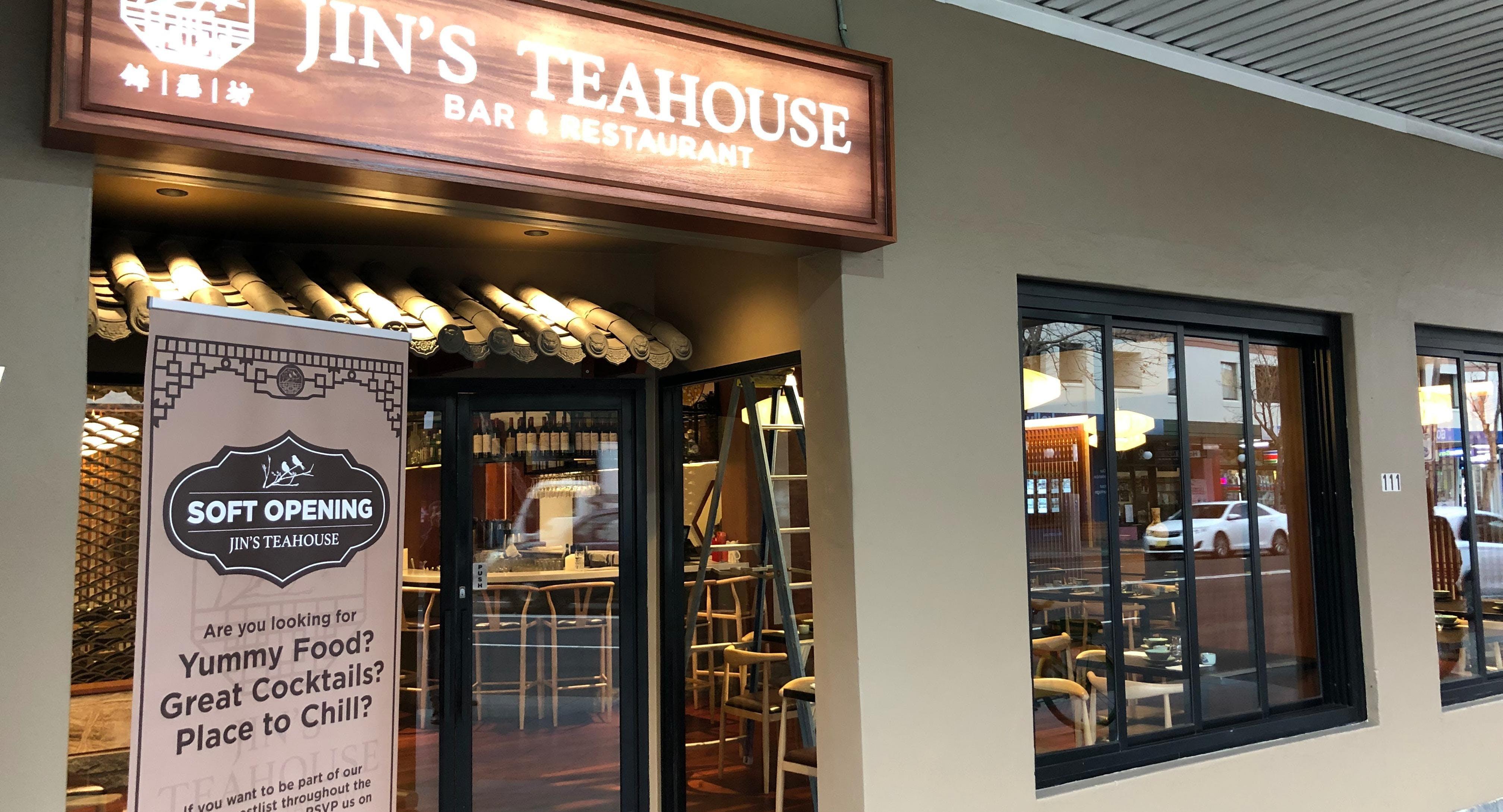 Jin's Teahouse