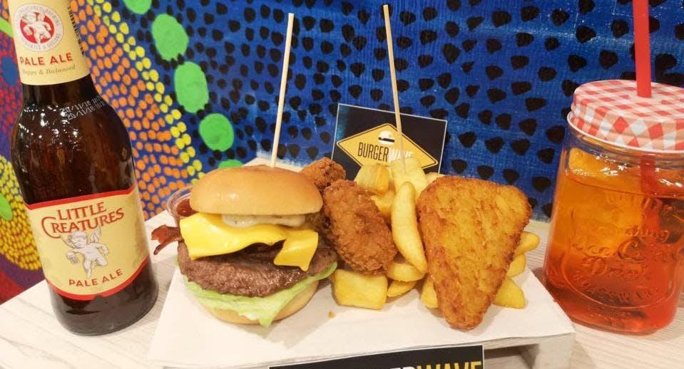 Burger Wave Assago