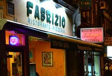 Restaurant Fabrizio Highgate Hill in Archway, London