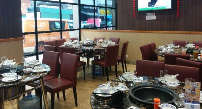 美富菜館海鮮蒸氣火鍋 Mei Fu Steam Hotpot Restaurant Hong Kong image 2