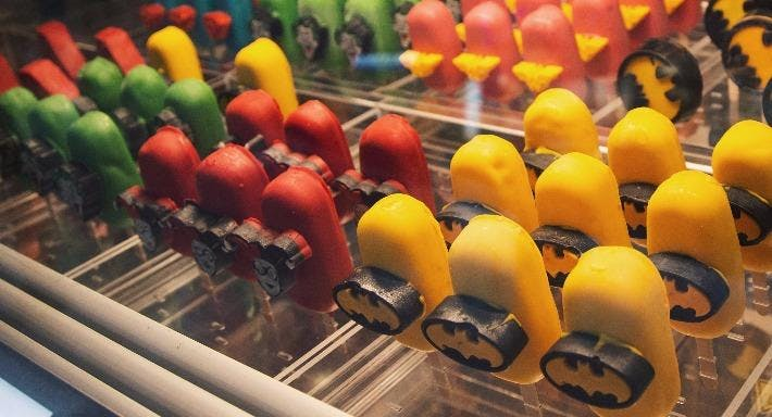 DC Super Heroes Cafe - The Shoppes at Marina Bay Sands Singapore image 12