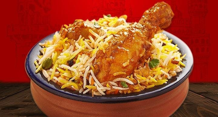 DARBAR Pot Biriyani & Kebabs
