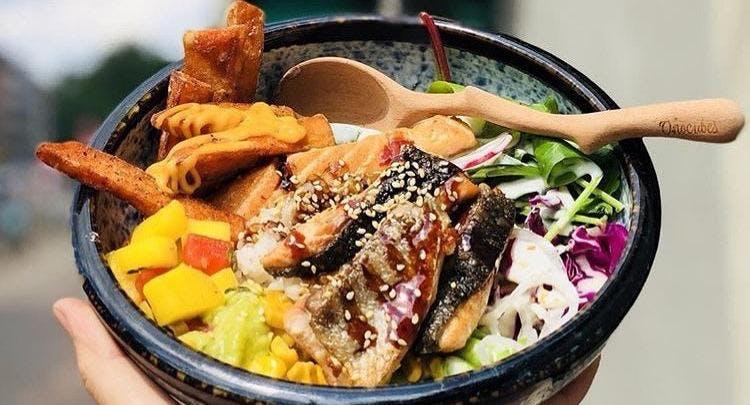 Onocubes Restaurant Frankfurt image 1