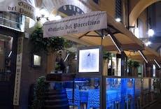 Restaurant Osteria del Porcellino in Centro storico, Florence